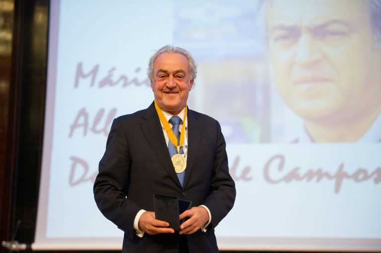 Jornal Campeão: CHUC: Mário Campos homenageado no Dia do Rim