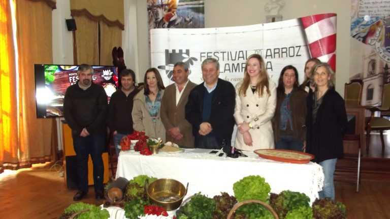Jornal Campeão: Montemor-o-Velho promove Festival do Arroz e da Lampreia