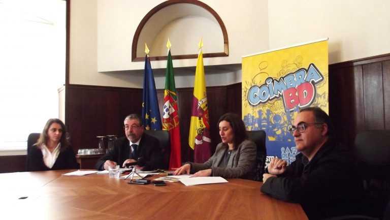 Jornal Campeão: Coimbra BD está de regresso de 09 a 12 de Março