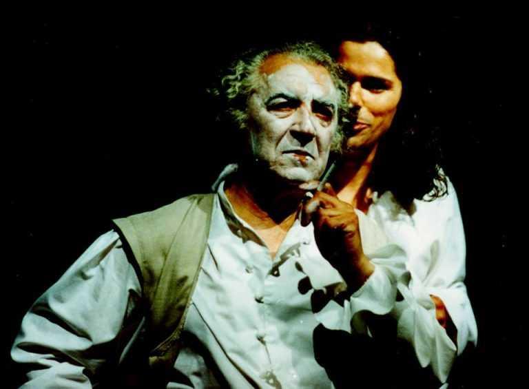 Jornal Campeão: Morreu Fernando Taborda, o bancário que fazia teatro