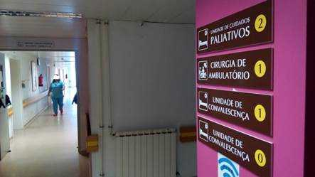 Jornal Campeão: Cantanhede: Hospital com cursos de cuidados paliativos e continuados