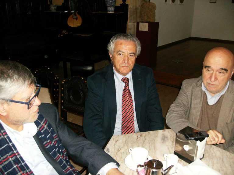 """Jornal Campeão: Autárquicas: Jaime Ramos espera ser """"príncipe encantado"""""""