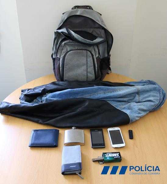 Jornal Campeão: Coimbra: PSP deteve quatro jovens pelo crime de roubo