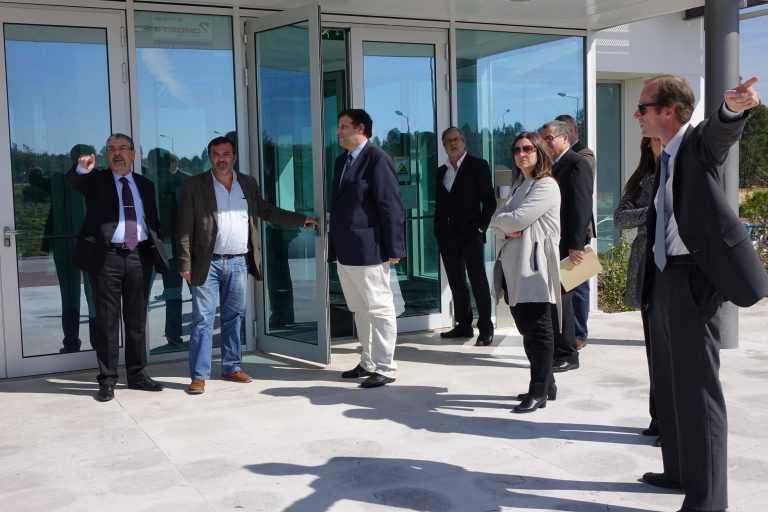 Jornal Campeão: Coimbra: Câmara documenta visita de Manuel Machado ao iParque