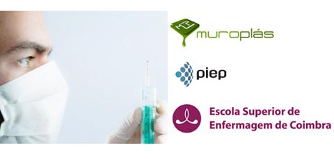 Jornal Campeão: Consórcio cria nova seringa com vantagens para a saúde pública