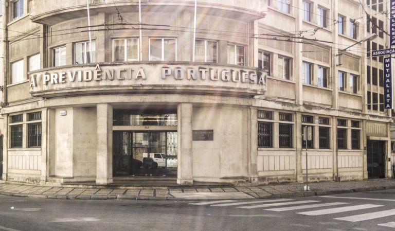"""Jornal Campeão: A Previdência Portuguesa reduz """"pegada ecológica"""""""