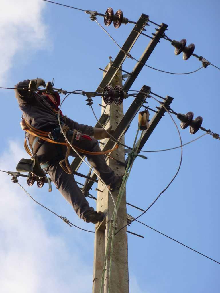 Jornal Campeão: EDP: Corte de electricidade no domingo na Mealhada