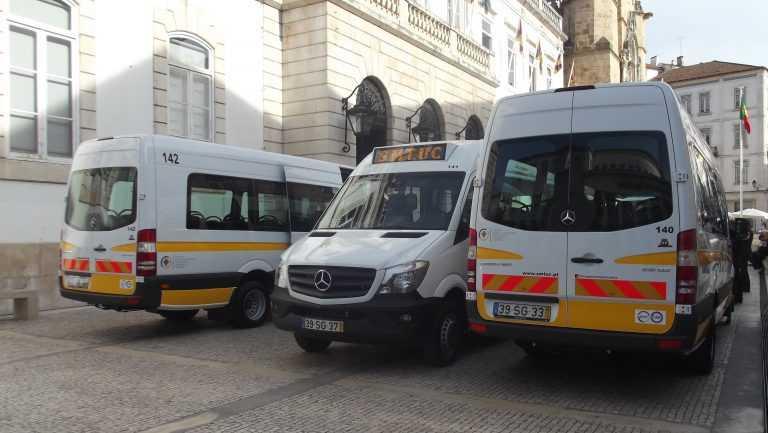 Jornal Campeão: SMTUC em vias de ter dois mini-autocarros eléctricos
