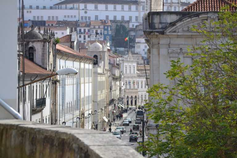 Jornal Campeão: Coimbra: Tertúlia sobre a rua da Sofia e o novo Palácio da Justiça