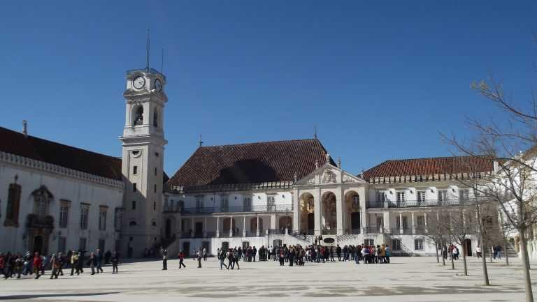 Jornal Campeão: Universidade de Coimbra suspende actividades lectivas presenciais até final do ano