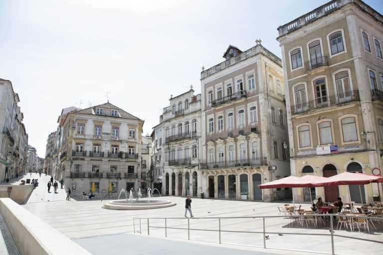 Jornal Campeão: Greve Feminista Internacional sai à rua em Coimbra