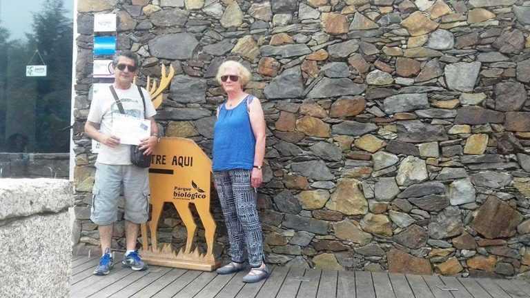 Jornal Campeão: Miranda do Corvo: Parque Biológico recebeu visitante 210 000