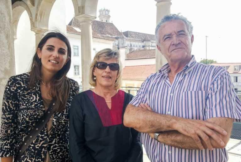 Jornal Campeão: Coimbra para Capital da Cultura já tem um rosto