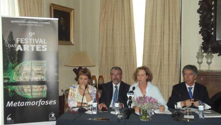 Jornal Campeão: Festival das Artes regressa à Quinta das Lágrimas e tem cariz solidário