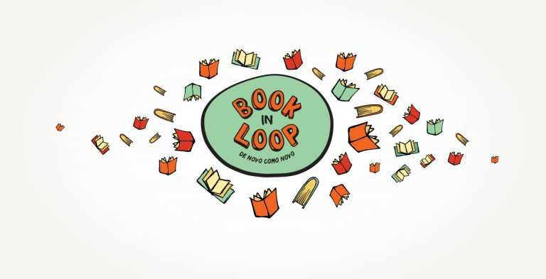 """Jornal Campeão: """"Book in Loop"""" mantém aposta na reutilização de livros"""