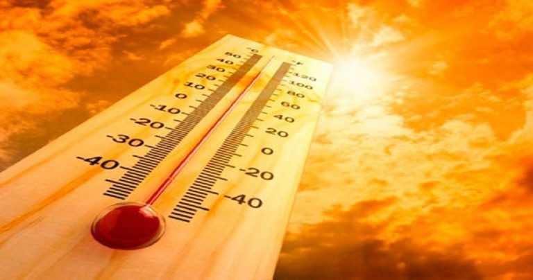 Jornal Campeão: Temperaturas vão continuar acima do normal