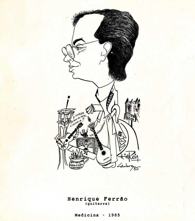 Jornal Campeão: Caricaturas da Canção de Coimbra em exposição na Biblioteca Municipal