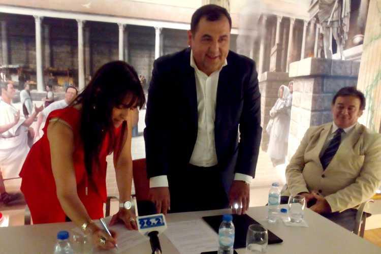 Jornal Campeão: Condeixa: Museu POROS e Fundação Bissaya Barreto cooperam