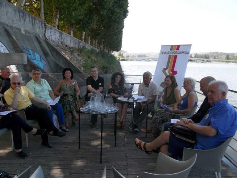 Jornal Campeão: Coimbra: CpC defende grupo de missão para o rio Mondego
