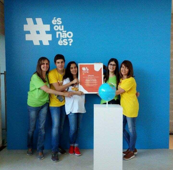Jornal Campeão: Escola de Hotelaria distinguida pela Fundação EDP