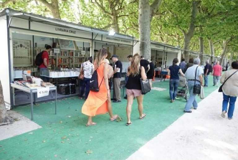 Jornal Campeão: Feira Cultural promove livros, música e 24 horas sem parar