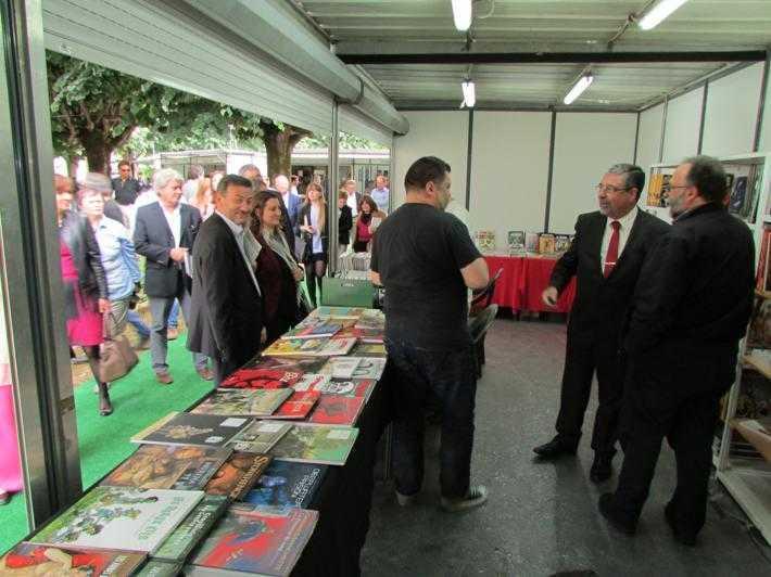 Jornal Campeão: Coimbra: Feira Cultural com livros, artesanato e gastronomia (programa)