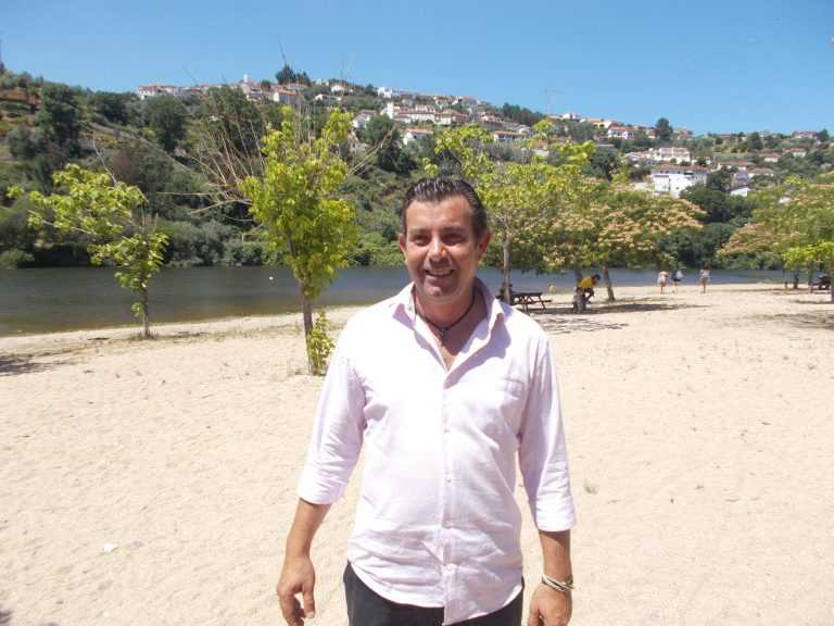 Jornal Campeão: Torres do Mondego: Gustavo Vicente é o candidato da CDU