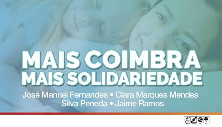 """Jornal Campeão: """"Mais Coimbra"""" promove fórum sobre economia social"""