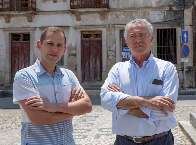 """Jornal Campeão: S. João do Campo: Luís Gandarez é o candidato de """"Mais Coimbra"""""""