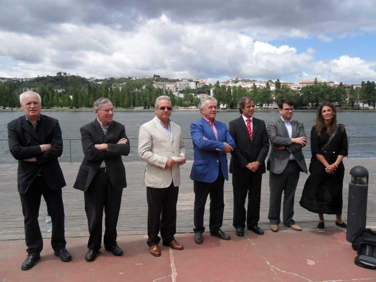 Jornal Campeão: Candidatos do PSD querem entidade gestora do rio Mondego