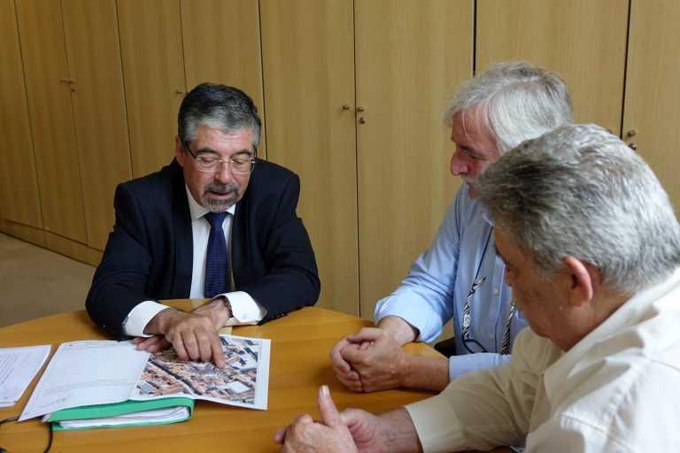 Jornal Campeão: CMC compra edifício com vestígios da igreja românica de Santa Justa