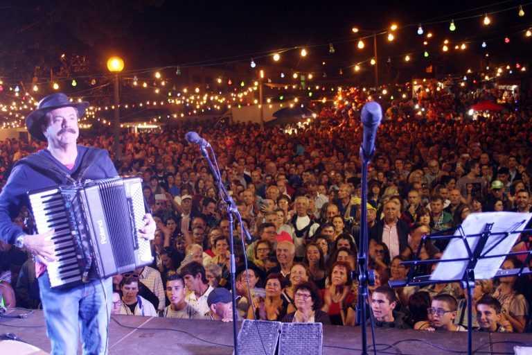 Jornal Campeão: Figueira da Foz: Quim Barreiros animou o Santo António