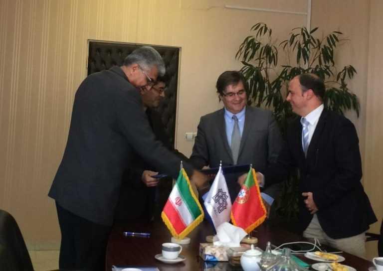 Jornal Campeão: UC e Universidade do Irão parceiros na área das Ciências do Desporto