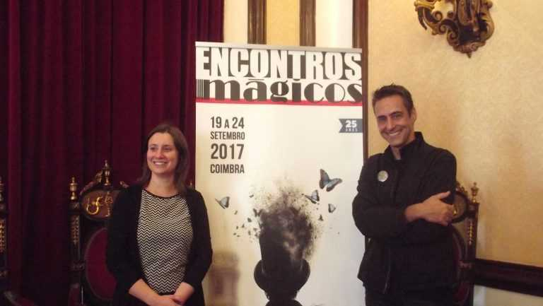 Jornal Campeão: A magia volta a Coimbra e promete surpreender nos 25 anos do Festival