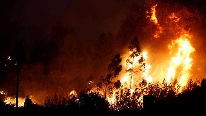 Jornal Campeão: Quatro feridos dos fogos de Outubro ainda estão hospitalizados