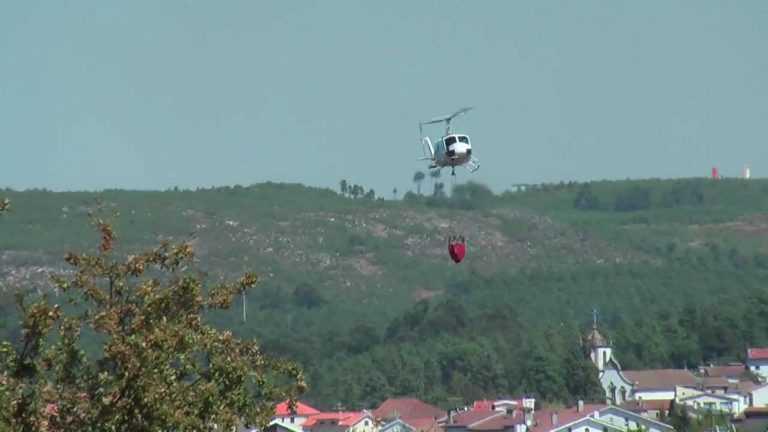 Jornal Campeão: Acidente com helicóptero provoca um ferido ligeiro em Góis