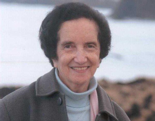 Jornal Campeão: Faleceu Teresa Granado, fundadora da Comunidade Juvenil S. Francisco de Assis