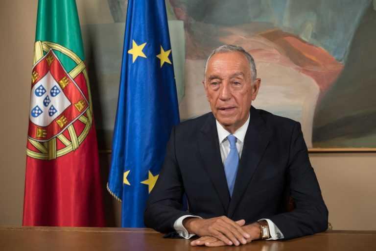 Jornal Campeão: Marcelo Rebelo de Sousa marcou eleições presidenciais para 24 de Janeiro
