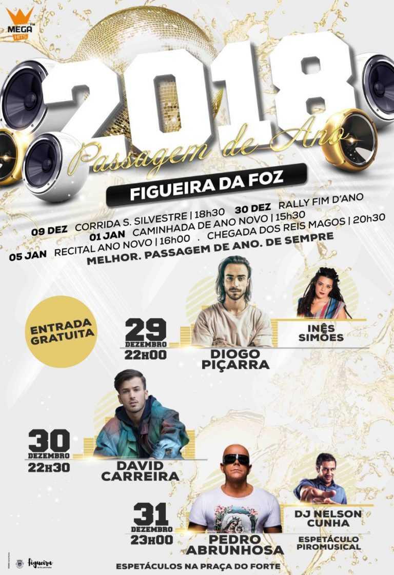 Jornal Campeão: Figueira da Foz recebe o Ano Novo com três dias de festa