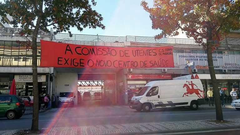 Jornal Campeão: Centro de Fernão de Magalhães: Comissão alerta para redução de médicos
