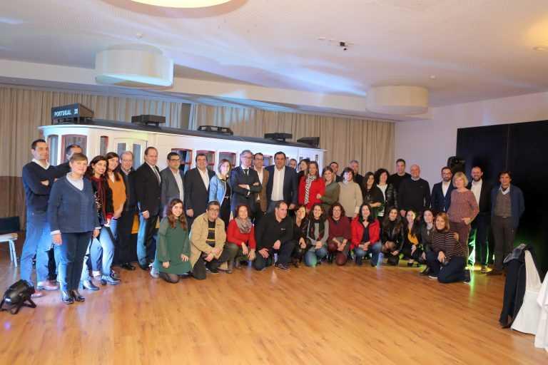 Jornal Campeão: Lousã mostra-se a agentes turísticos para consolidar procura