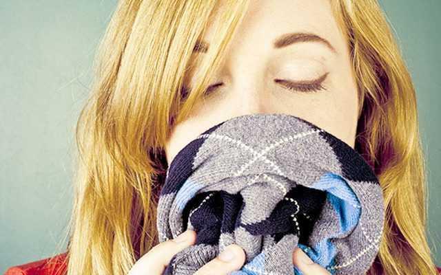 Jornal Campeão: Cheiro da roupa de quem se gosta pode diminuir stress