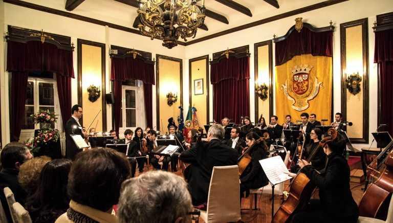 Jornal Campeão: Concerto de ano novo pela Orquestra Clássica do Centro