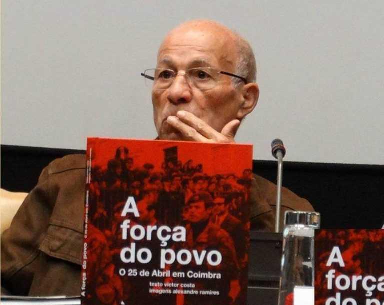 Jornal Campeão: Victor Costa: Faleceu antigo dirigente do PCP em Coimbra