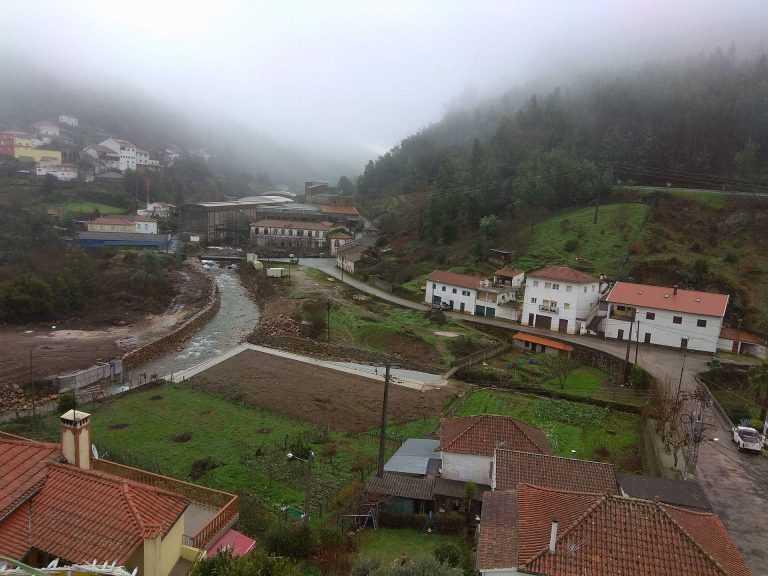 Jornal Campeão: Requalificação de açude em Góis dá início a projecto de gestão da bacia do Rio Ceira