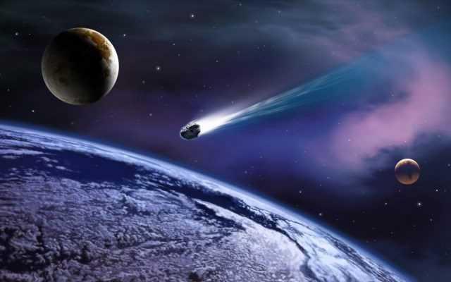 """Jornal Campeão: Há """"ingredientes da vida"""" em dois meteoritos caídos na Terra"""