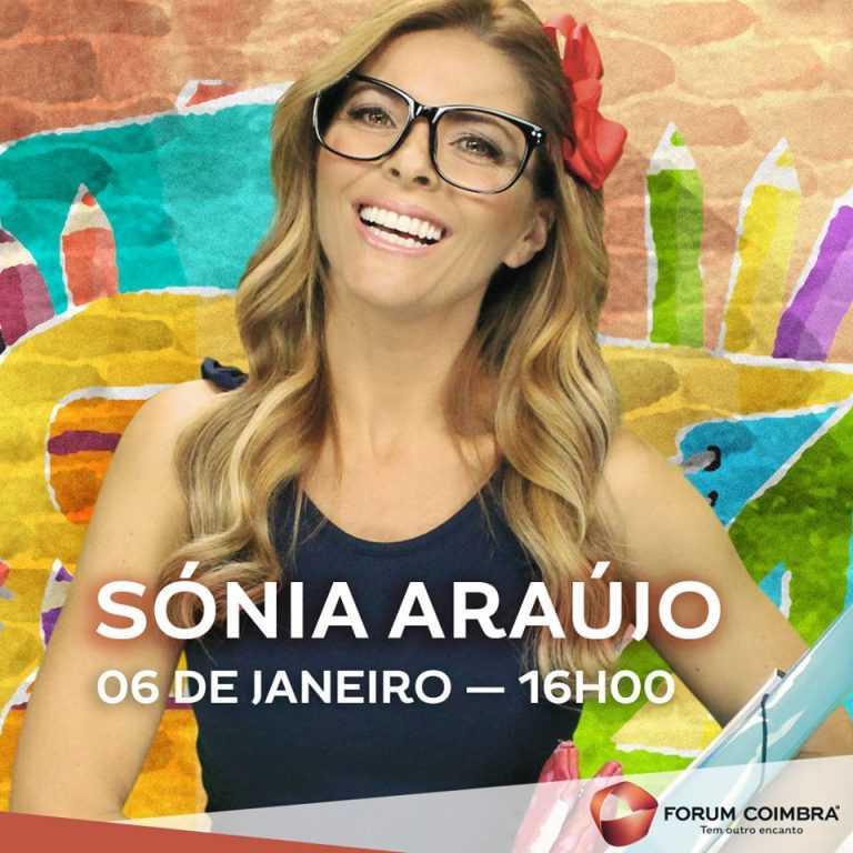 Jornal Campeão: Sónia Araújo, em concerto, no Forum Coimbra