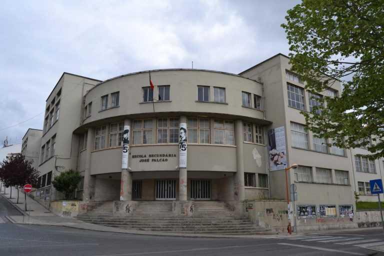 Jornal Campeão: Coimbra: Obras na Escola de José Falcão apenas no ginásio