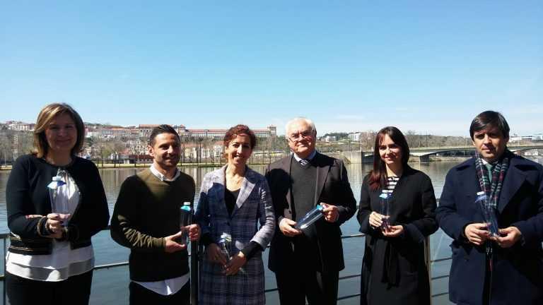 Jornal Campeão: Águas de Coimbra apresenta garrafa exclusiva e reutilizável