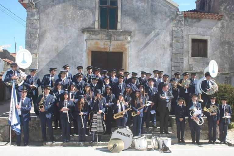 Jornal Campeão: Sociedade Filarmónica Vilanovense comemora 140 anos com nova sede